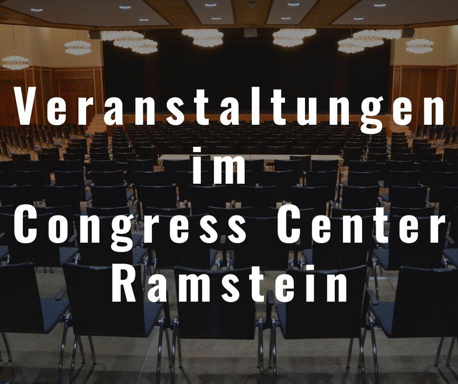 Veranstaltungen im Congress Center Ramstein